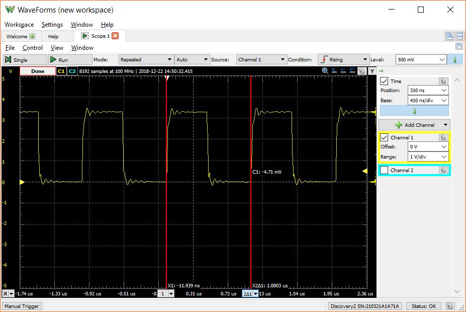 Arduino Zero (SAMD21) Raw PWM Using CMSIS – Shawn Hymel